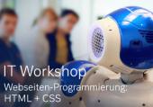 Webseiten-Programmierung: HTML + CSS mit Filiz Kara