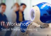 Workshop zu Social Media/Engineering mit Lucas Leitsch