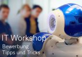Bewerbung: Tipps und Tricks mit Ausbildungsspezialistin Claudia Rohde