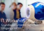 Workshop zu Grundlagen unseres täglichen Umgangs mit IT mit Filiz Kara